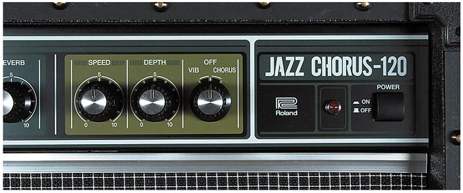Review: Roland JC-120 Jazz Chorus Amp