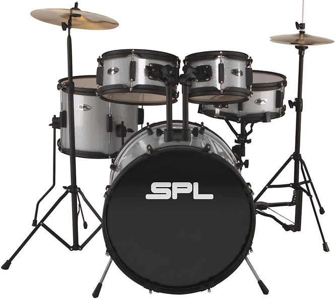 Review: Sound Percussion Labs Kicker Pro 5-Piece Drum Set
