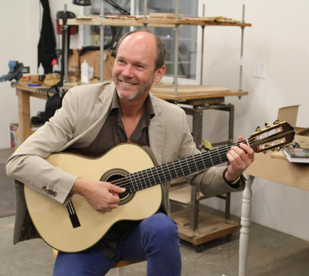 Five Minutes with Tim Miklaucic of Cordoba Guitars