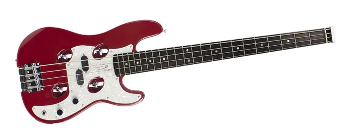 Product Spotlight: The Traveler Guitar TB-4P Travel Bass