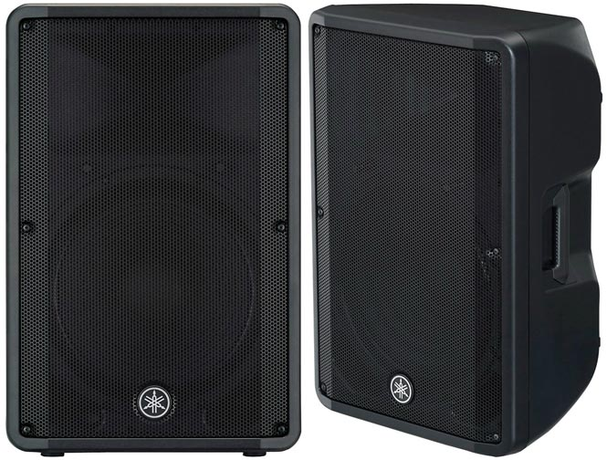 Yamaha DBR Powered Speakers Review