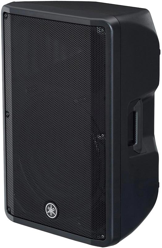 Hands on review yamaha dbr powered speakers the hub for Yamaha sound dock