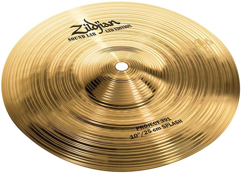 Zildjian Project 391 Cymbals Review