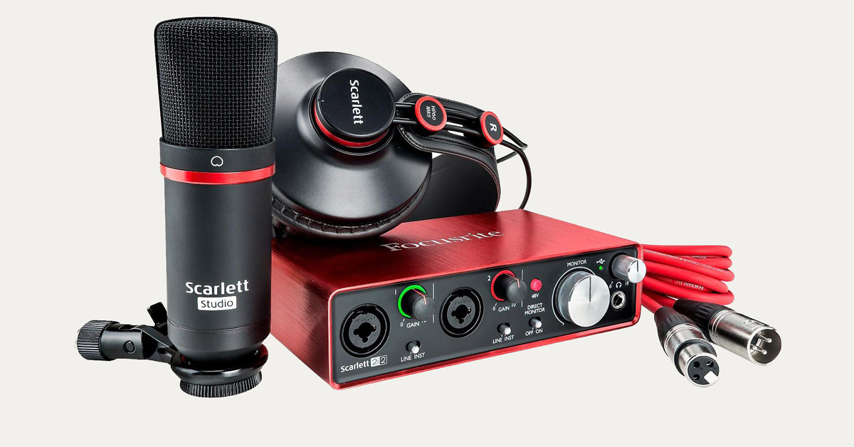 Best Recording Gear for Beginners