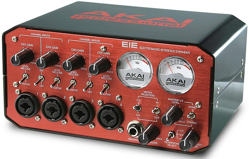 Akai EIE I/O interface