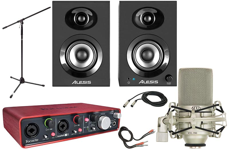 Amazing Buying Guide How To Choose Recording Equipment The Hub Largest Home Design Picture Inspirations Pitcheantrous