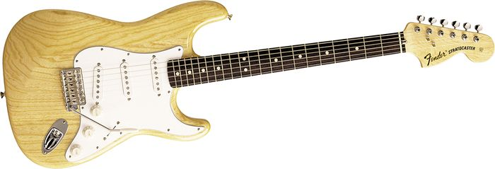 Fender '70s Classic Strat Natural