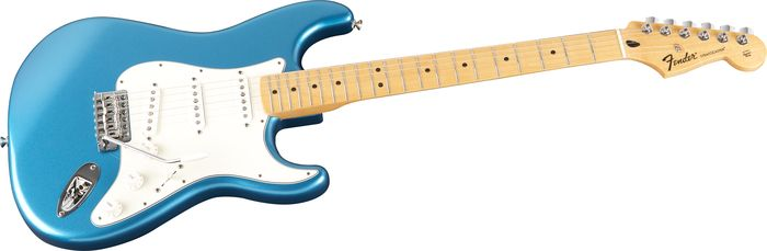 Fender Standard Strat Lake Placid Blue