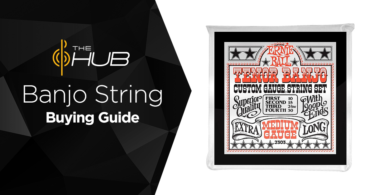 How to Choose the Right Strings for Your Banjo