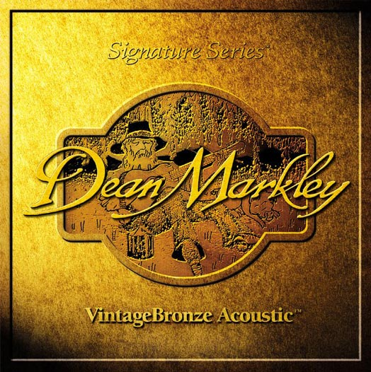 Dean Markley VintageBronze Acoustic Strings