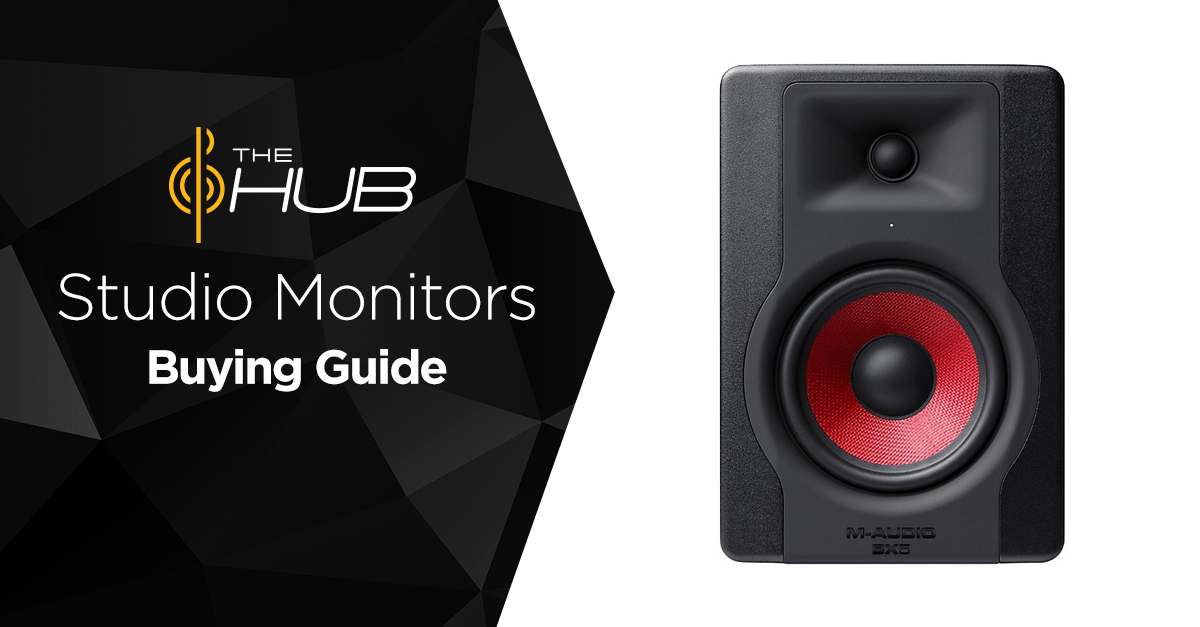 buying guide how to choose studio monitors the hub