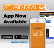 Musician's Friend Stupid Deal of the Day Mobile App