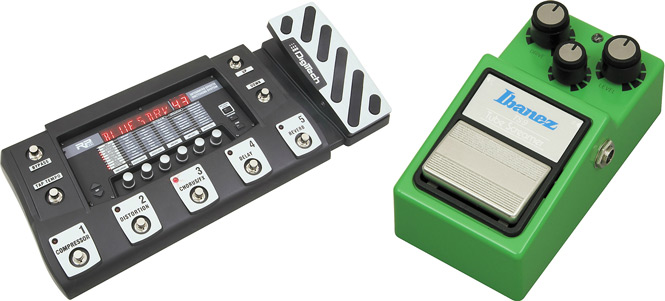 What's Better: Dedicated Stompboxes or Multi-effects Pedals?