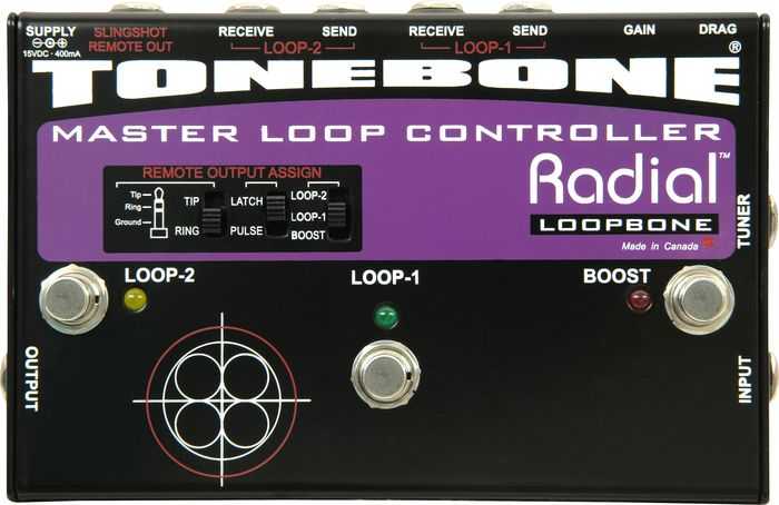 Radial Engineering Loopbone Master Loop Controller
