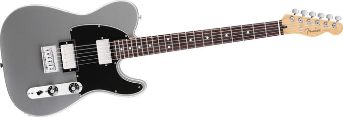 Fender Blacktop Series Telecaster HH Grey