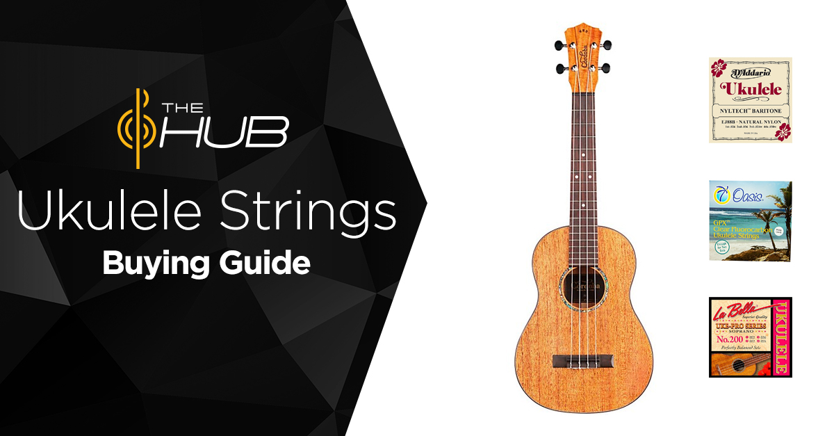 How To Choose The Right Strings For Your Ukulele Manual Guide