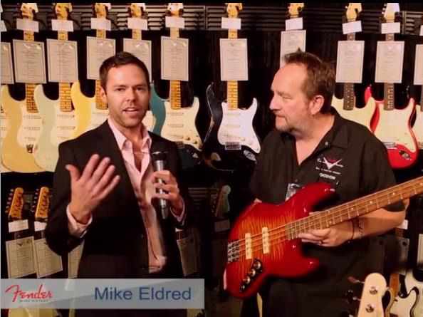 Video: Fender – Custom Shop Jason Smith