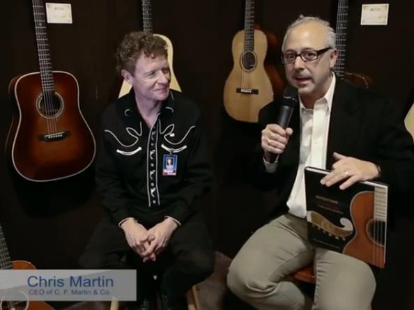 Video: The History of Martin Guitars