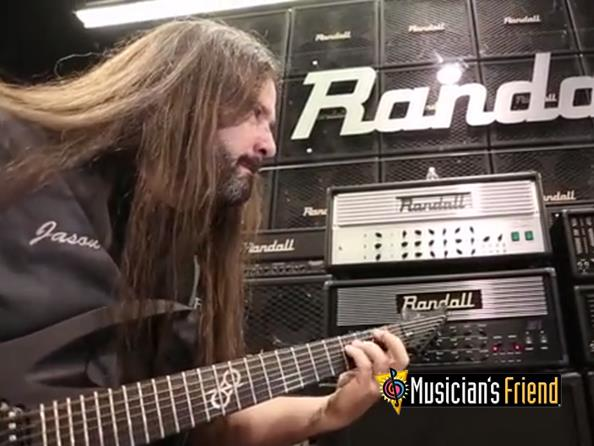 Video: Randall Thrasher Series - NAMM 2014